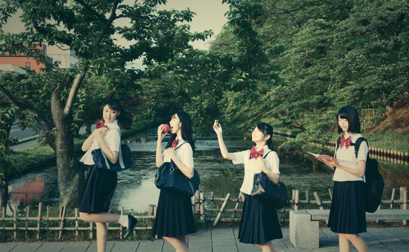 アメノチヒカリ/りんご娘 CD・ポスター・ミュージックビデオ
